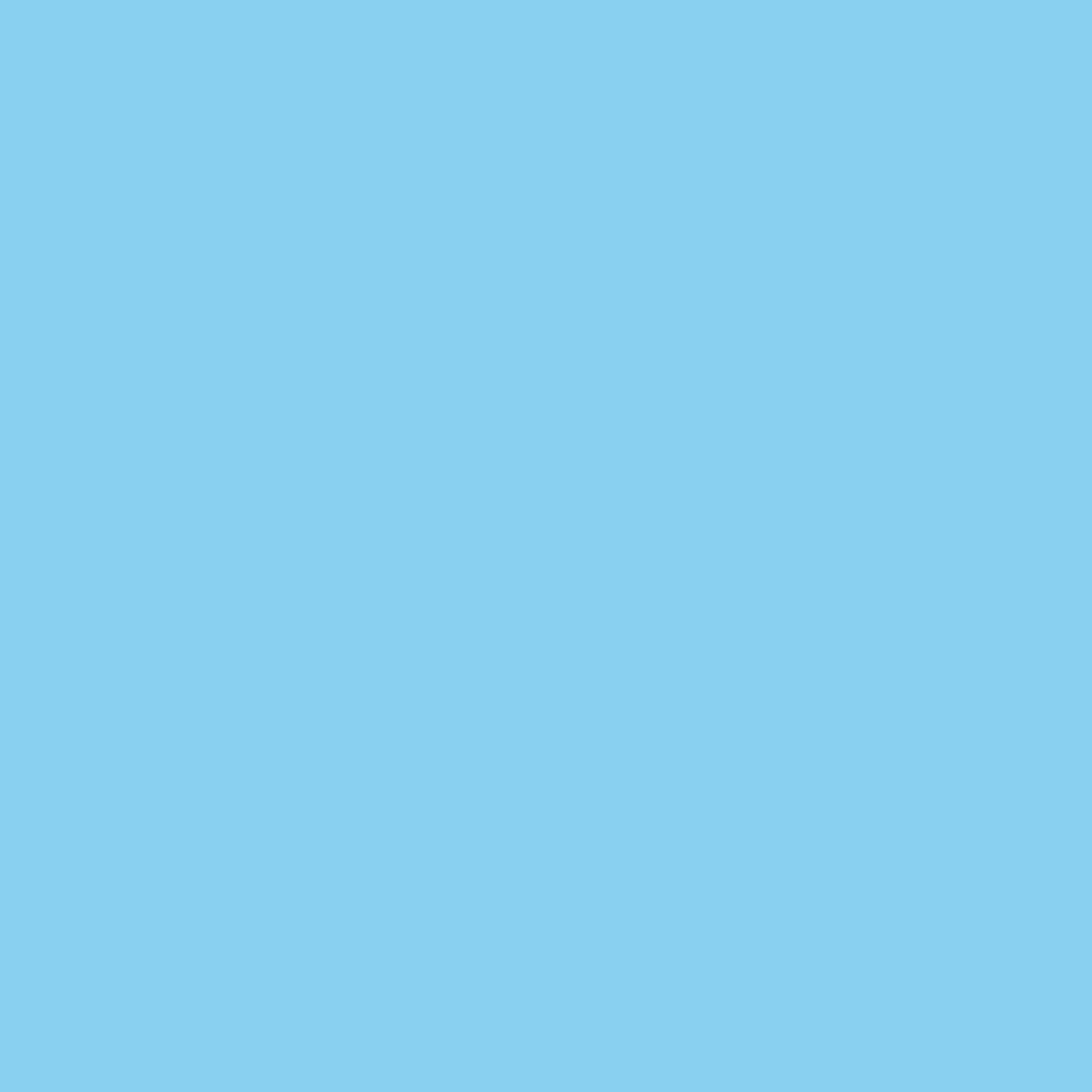 Free Baby Blue Solid Color Background