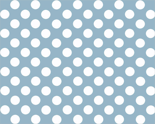 Free Blue Polka Dot Background For Download