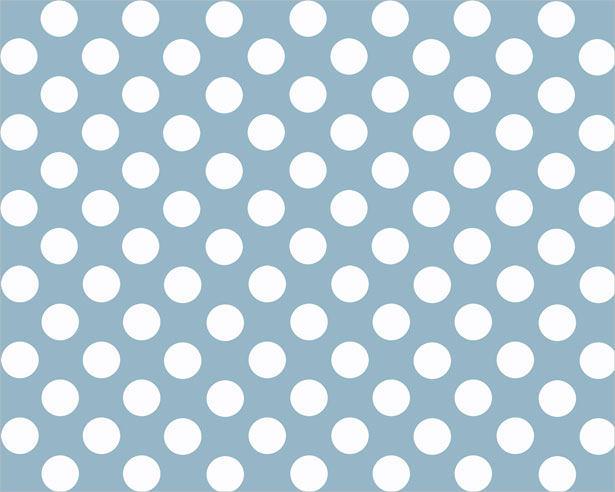 free blue polka dot background for download