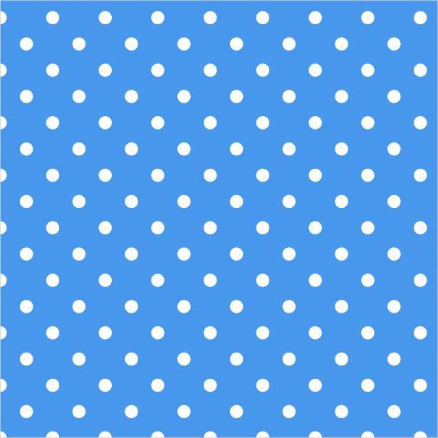 free blue polka dot background