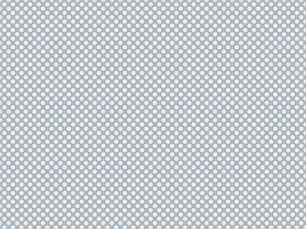 Free Christmas Blue Polka Dot Paper Background