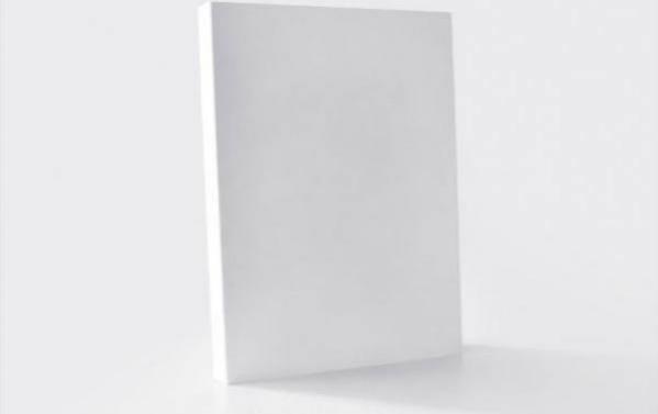 Free Clean Book Mockup