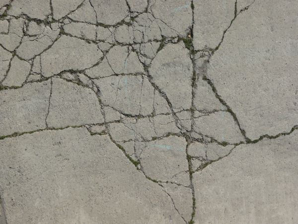 Free Cracked Old Concrete Texture