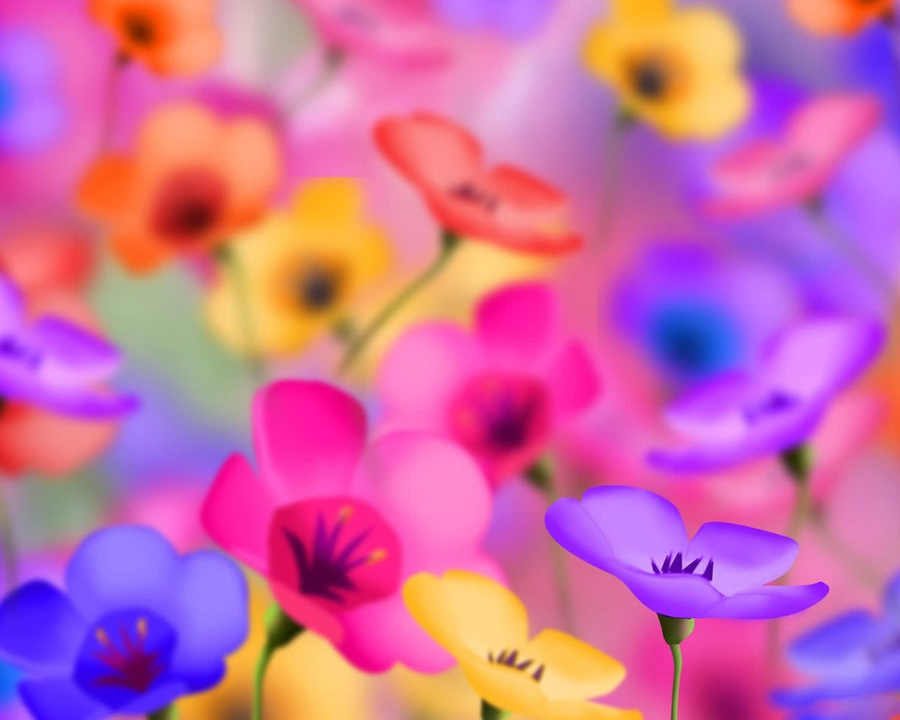 20 Cute Flower Backgrounds Wallpapers Freecreatives