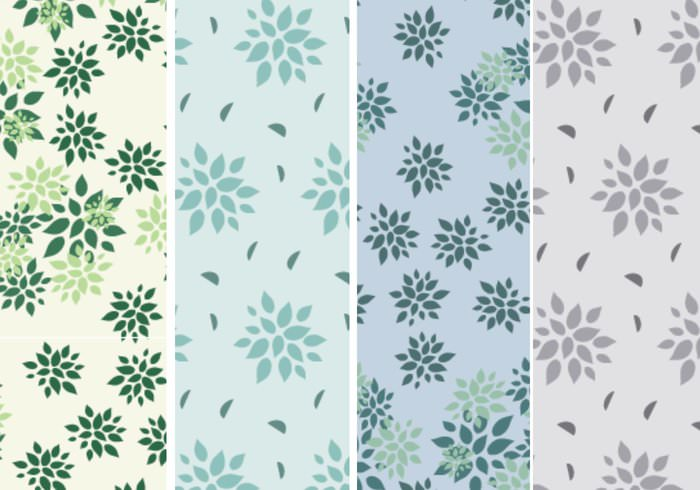 Free Floral Photoshop Patterns