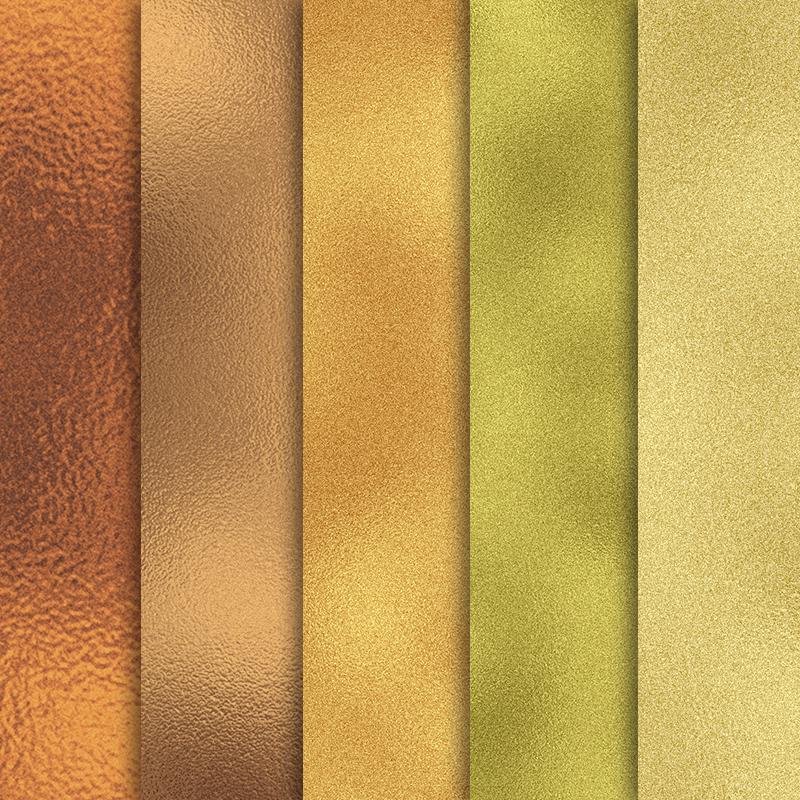 35 Gold Foil Textures Freecreatives