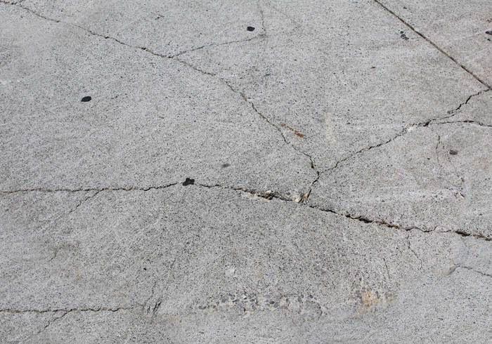 Free Hi-Res Texture of Concrete Cracks