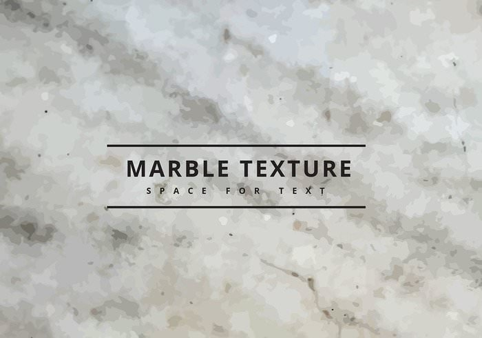 Free Marble Texture Vector Background
