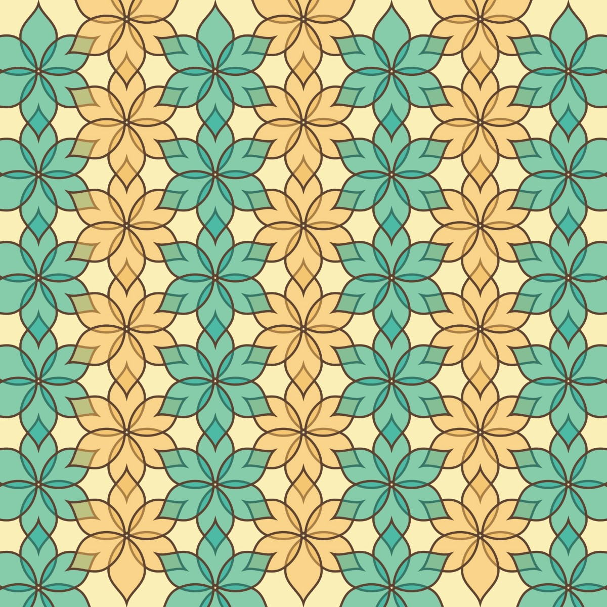 20+ Vintage Floral Patterns | Photoshop Patterns | FreeCreatives