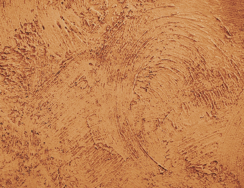Free Rough Orange Concrete Texture