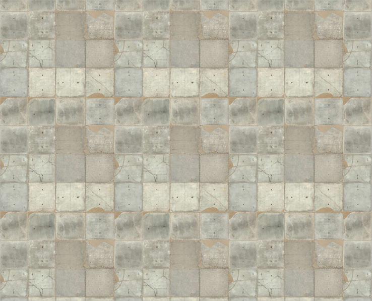Free Square Floor Concrete Texturte