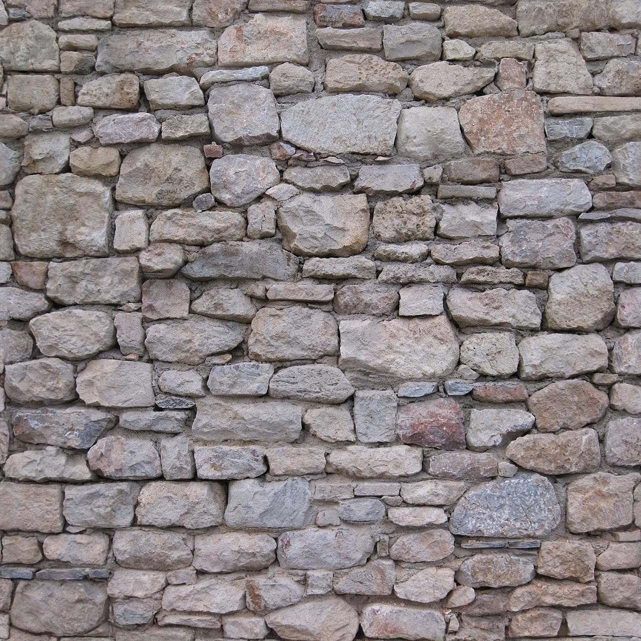 Free Tileable Stone Wall Texture