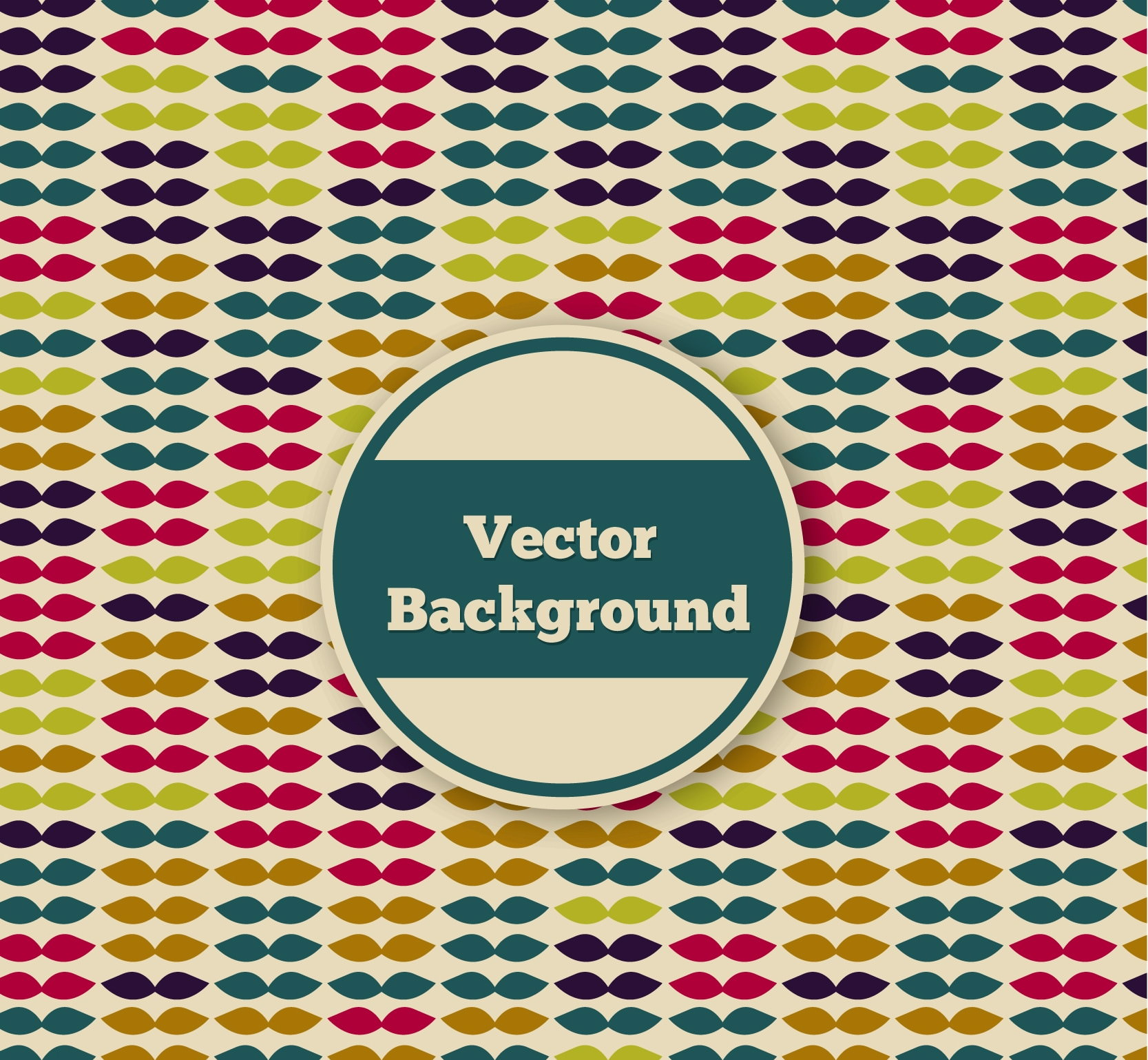 Free Vector High Res Hipster Background