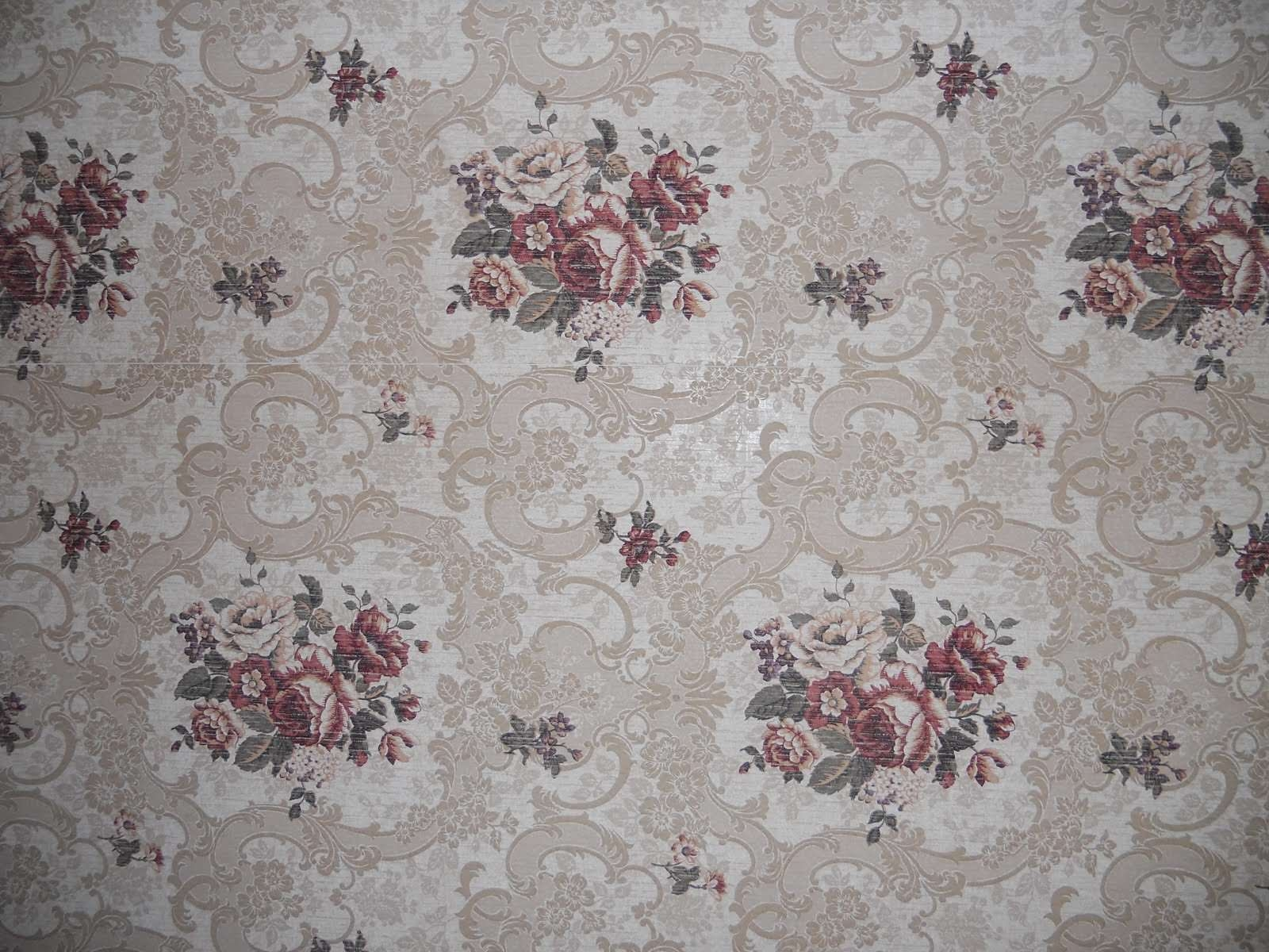 grey damask wallpaper cheap