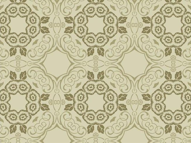 Free Vintage Wall Pattern