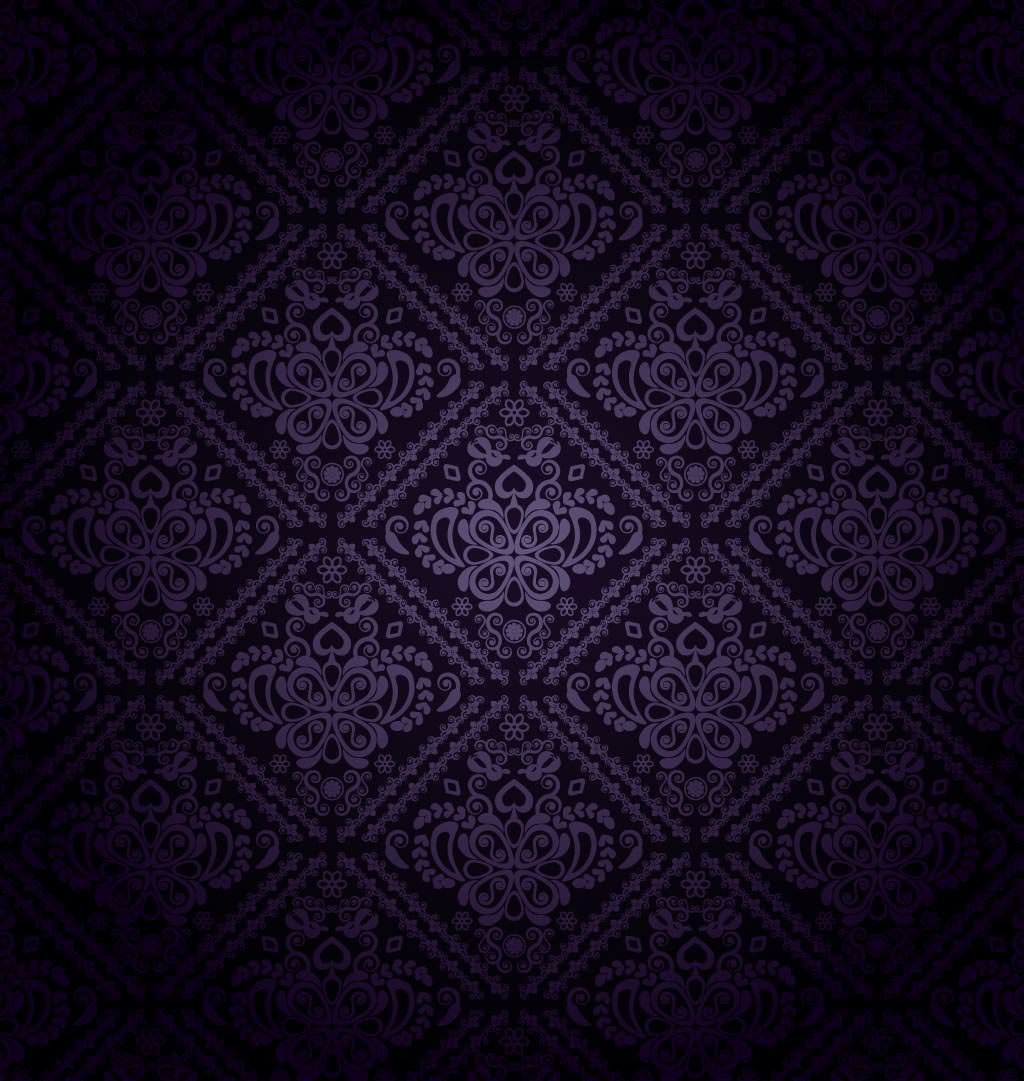 Free vector dark Purple Pattern