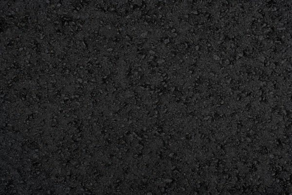 Fresh Black Asphalt Texture