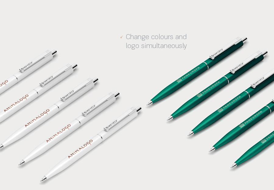 Fully Editable Free Pen Mockups