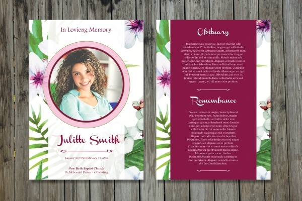19 Funeral Card Designs PSD Vector EPS JPG Download – Funeral Cards Template