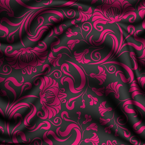 Gentle Floral Seamless Pattern Wallpaper