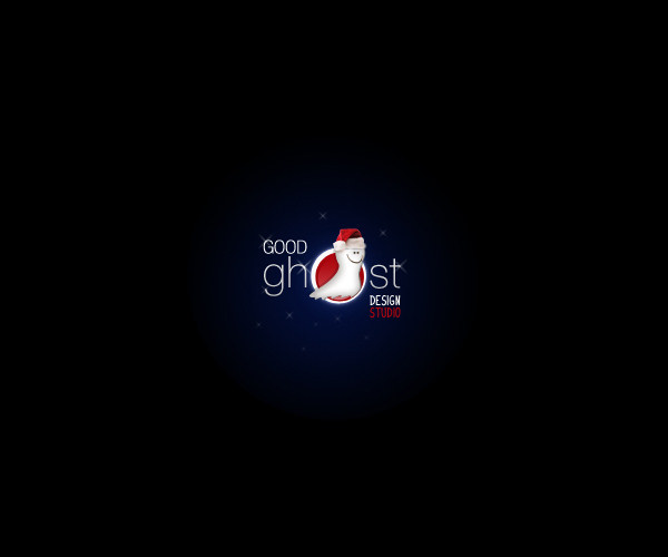 Ghost Logo Design For Free Download
