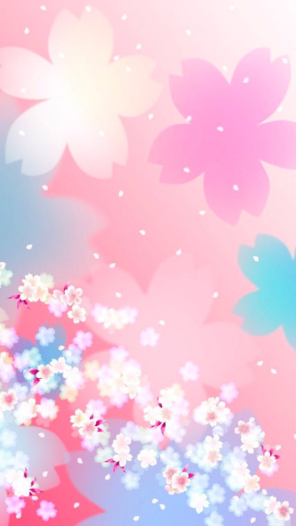Girly iPhone Background