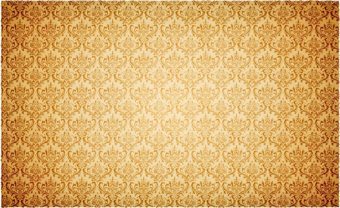 Gold Vintage Patterns