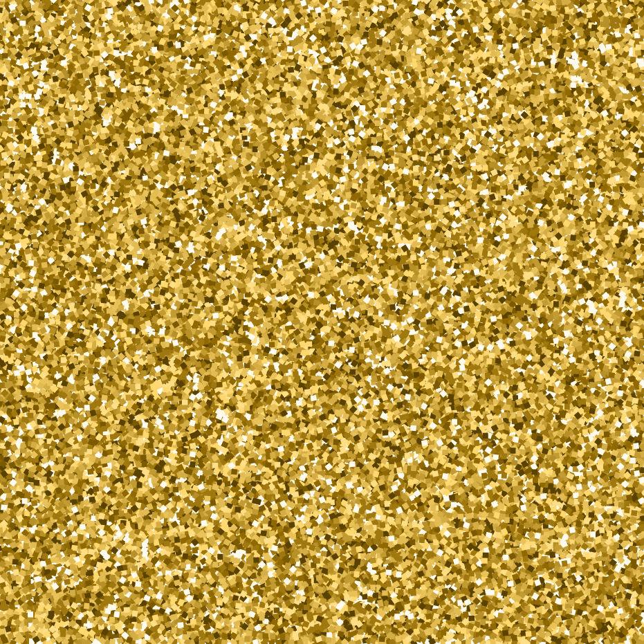 Golden Glitter Background