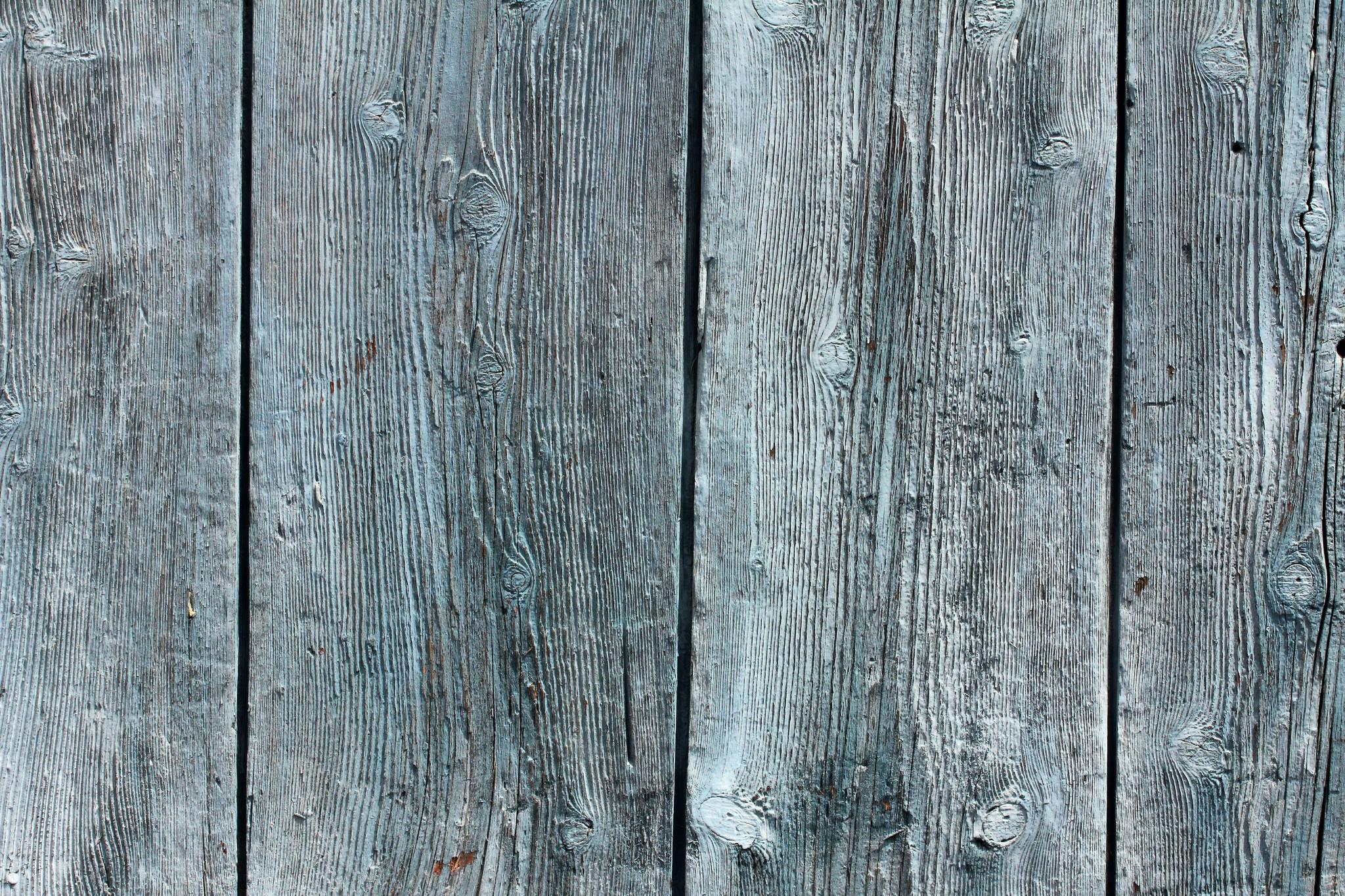 Gray Blue Vertical Wood Texture