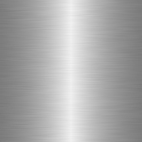 Great Silver Brushed Metal Texture Background