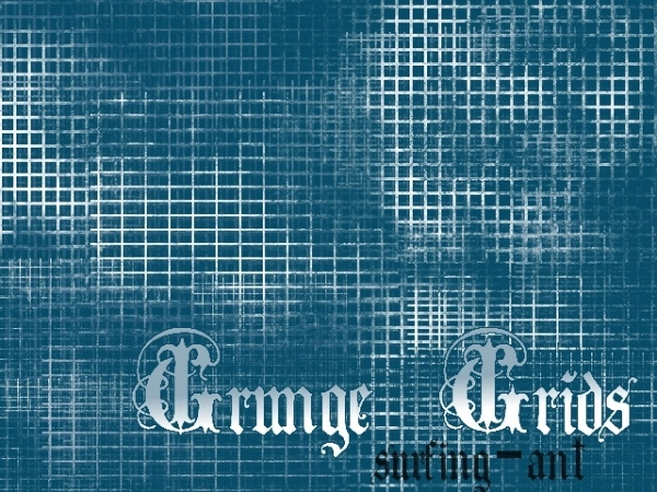 Grunge Grid Brushes