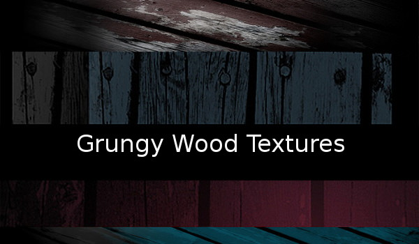 Grungy Wood Textures