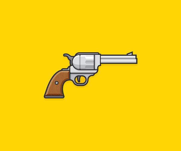 Gun Logo For Free download