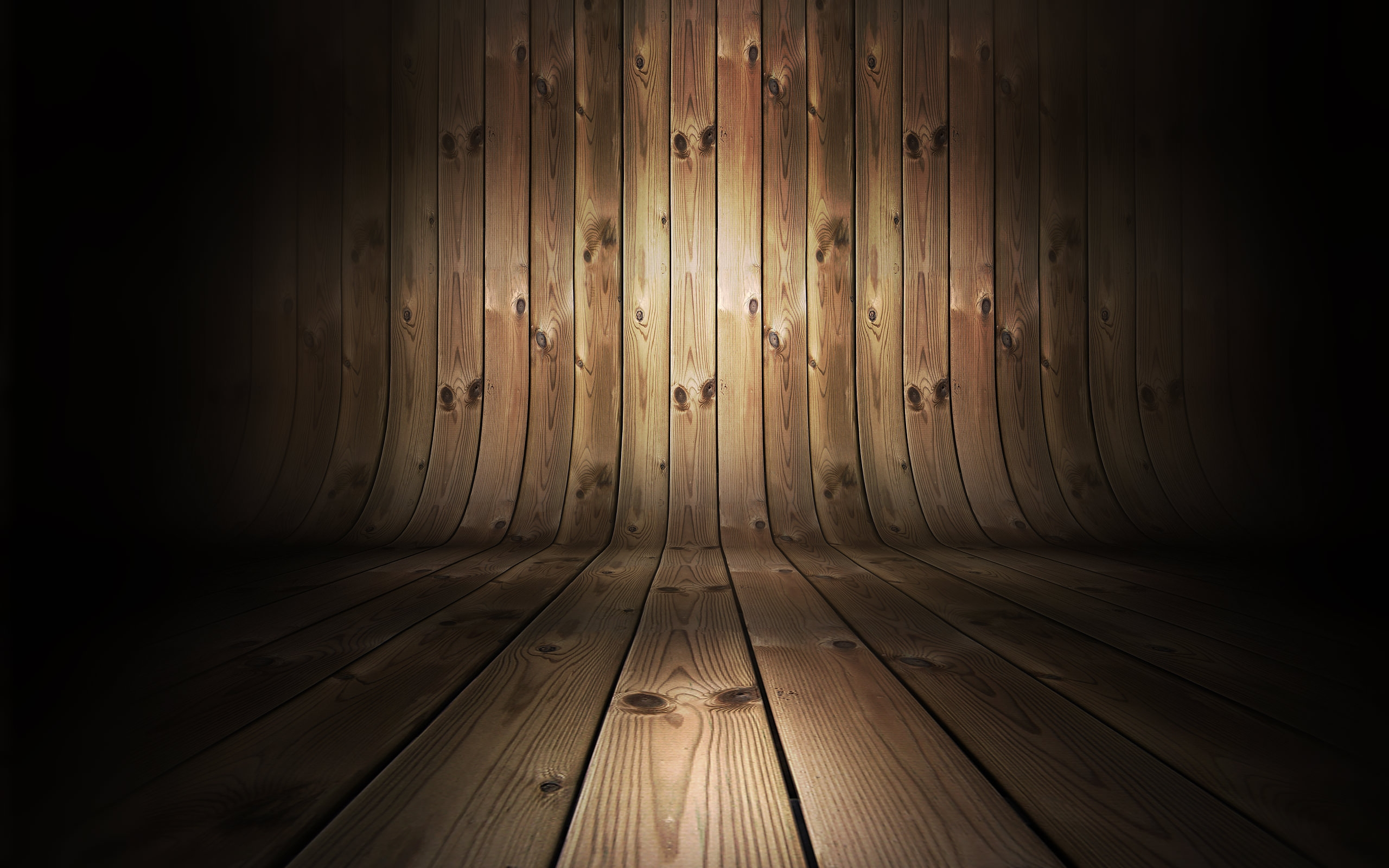 HD Wood Background Wallpaper