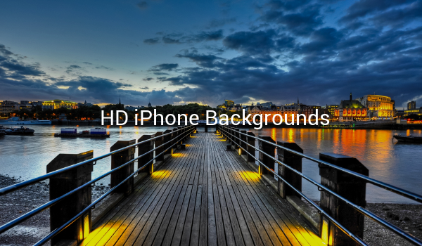 HD iPhone Backgrounds