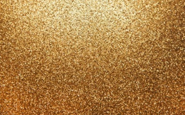 High Quality Gold Glitter Texture