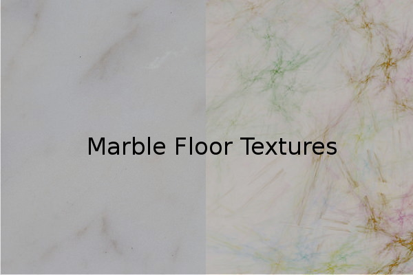 High Quality Marble Floor Textures