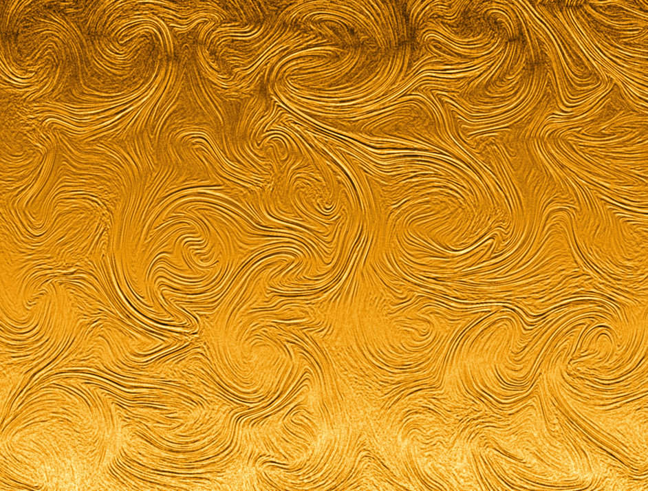 High Res Gold Leaf Texture