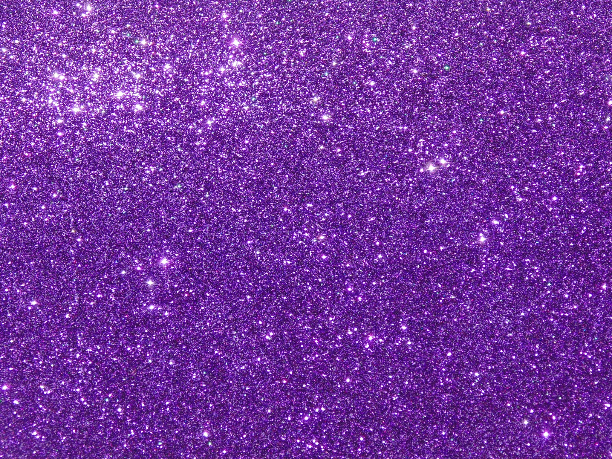 High Res Purple Glitter Background