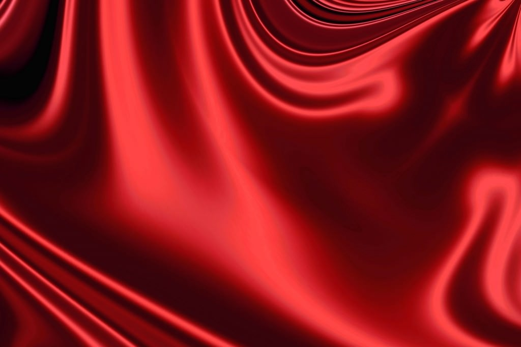 High Res Smooth Silk Fabric Texture