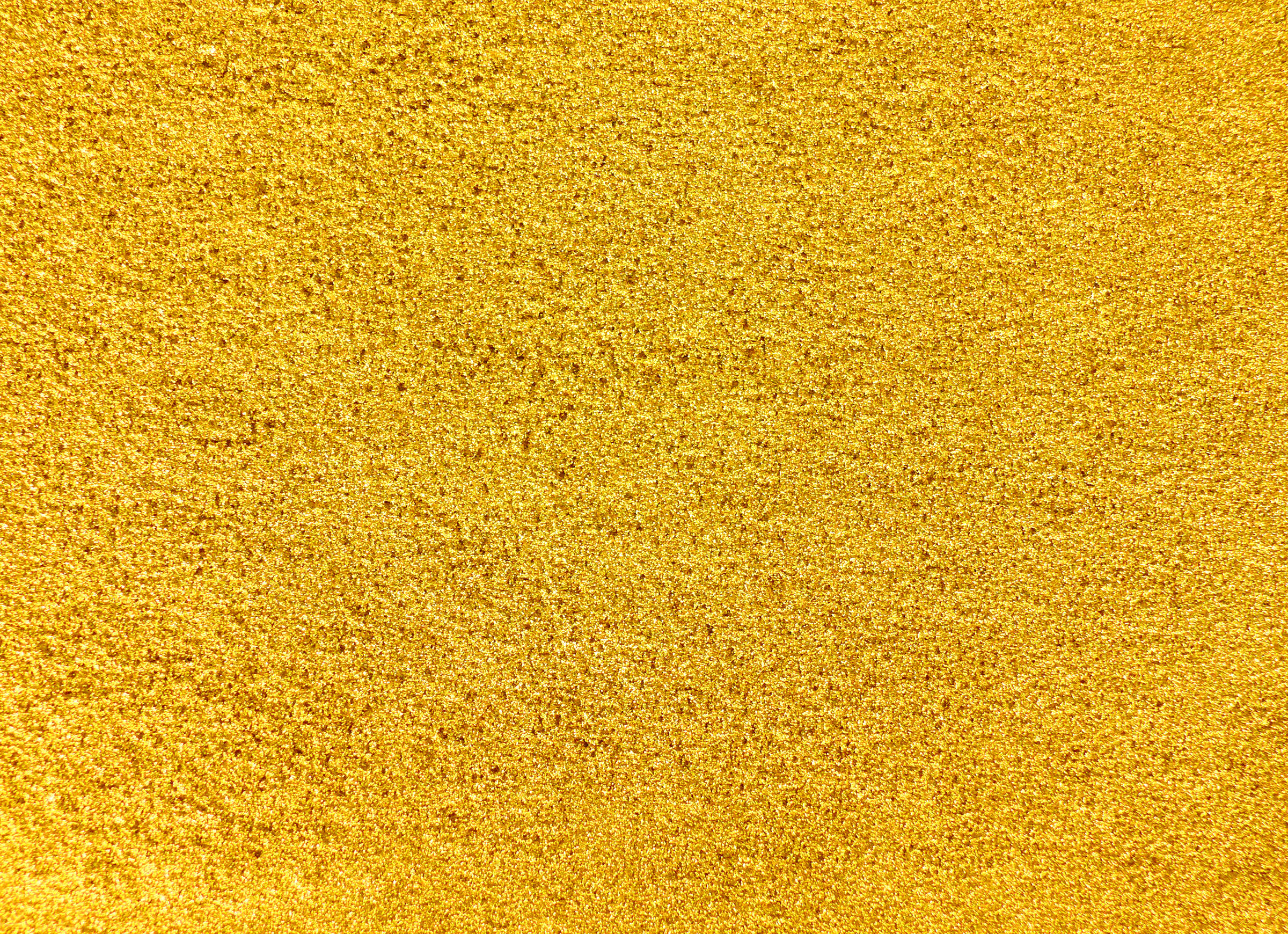 High Res Yellow and Gold Glitter Background