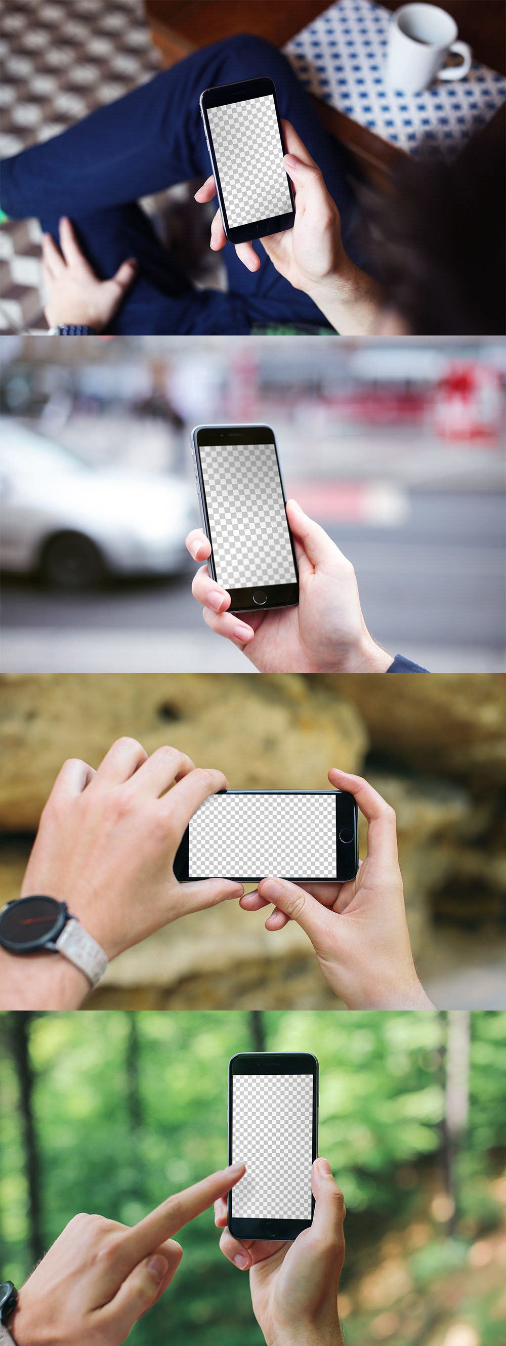 IPhone 6 Mockup PSD Design