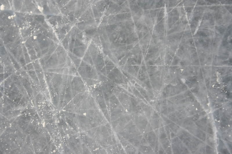 Ice Texture with Scratches