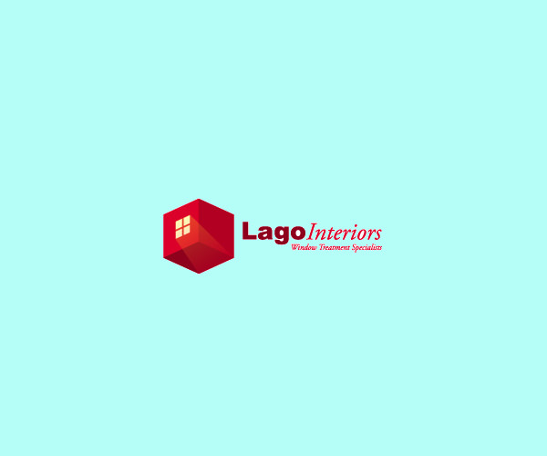 Interior Isometric Logo For Free