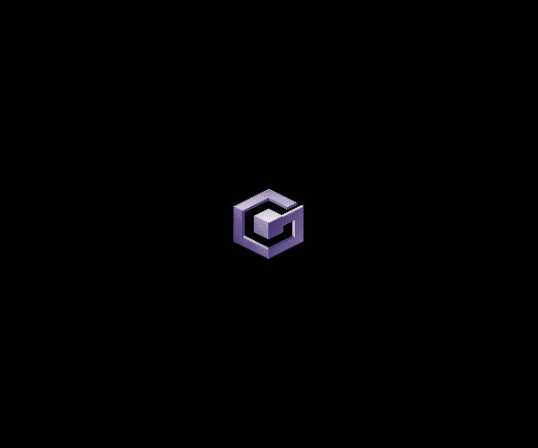 Isometric Game Cube Logo For Free