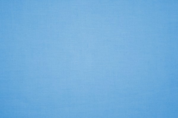 Light Blue Woven Fabric Texture