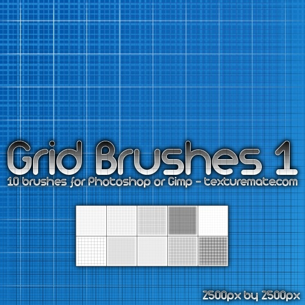 Metal Steel Grid Brushes