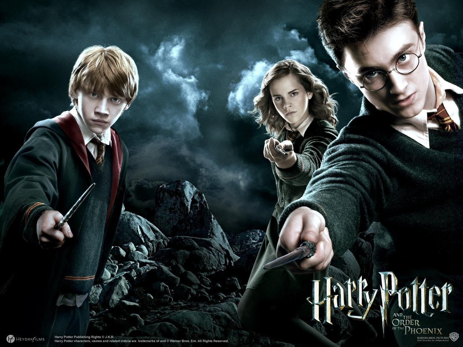 Mind Blowing Harry Potter Wallpaper