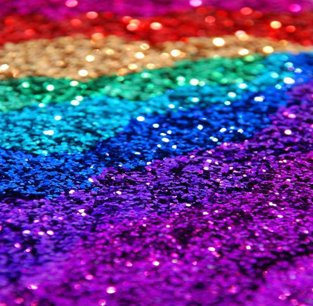Multi Color Bokeh Glitter Background for You Desktop