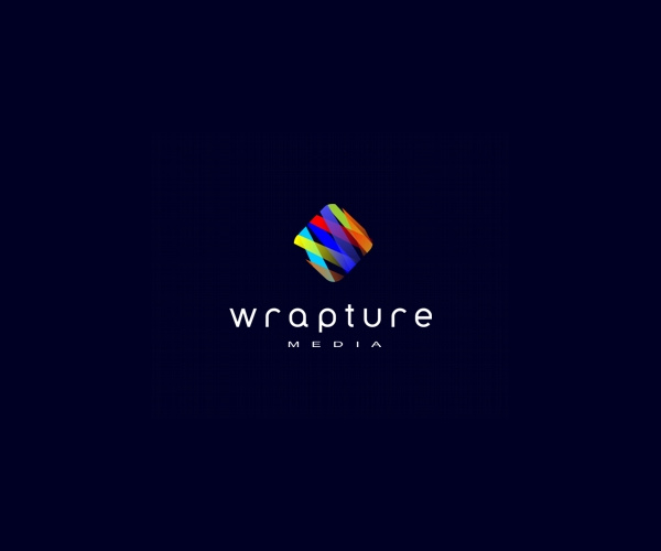 Multicolor Wrap Logo Design For Free